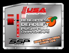 USA Powerlifting Florida Results