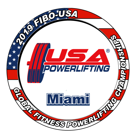 2019 USA Powerlifting FIBO-USA Global Fitness Championships