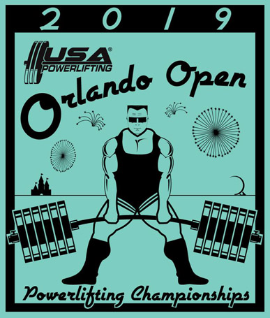 4th Annual USA Powerlifting Orlando Open Championship (FL-2019-08)